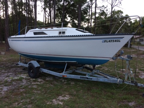 Hunter 22 Boats for sale