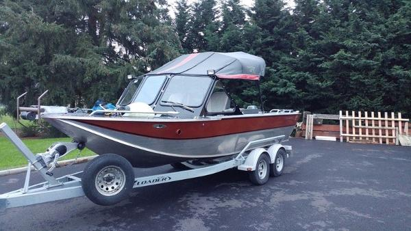 1999 Duckworth 21' Silverwing