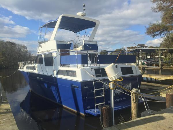 1988 Marinette Motor Yacht