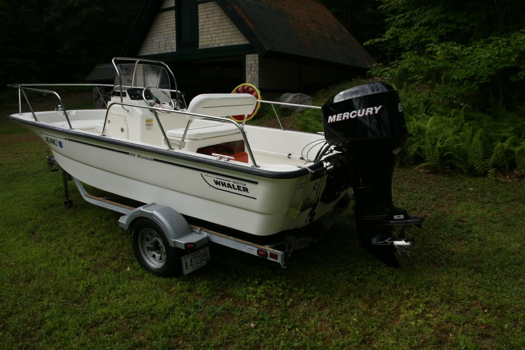 2006 Boston Whaler 150 Montauk