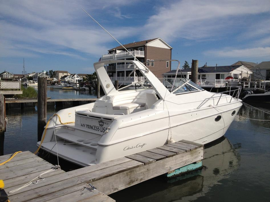 1996 Chris Craft Crowne