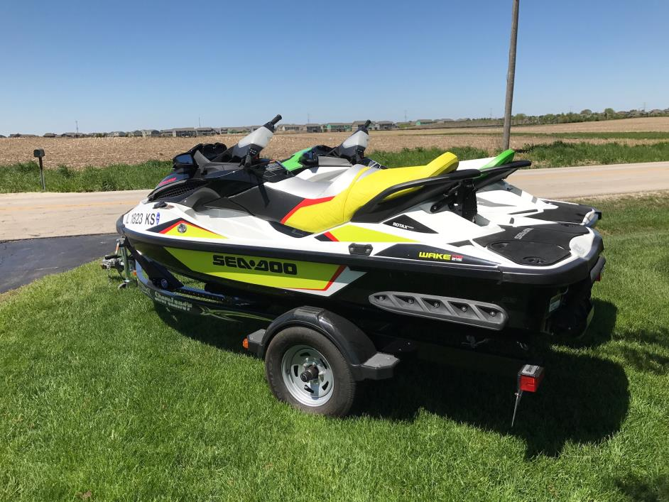 2014 Sea Doo Wake 215HP / GTI 130
