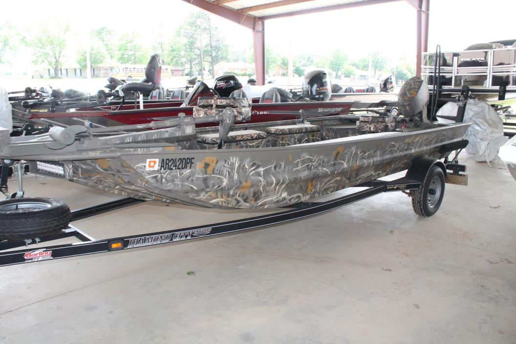 2016 War Eagle Sportsman 754LDV