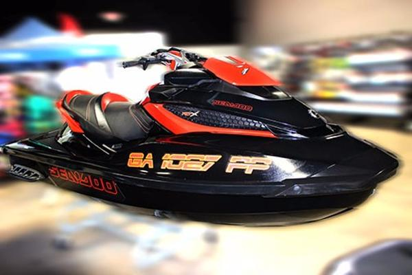 2010 Sea Doo RXT-X