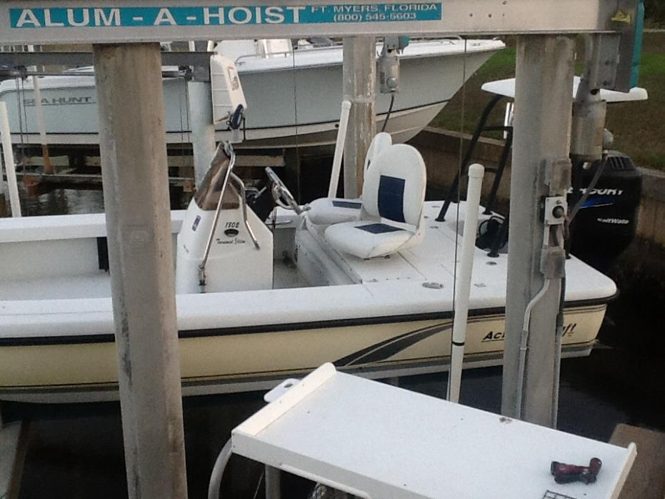 2004 Action Craft 1810 TE
