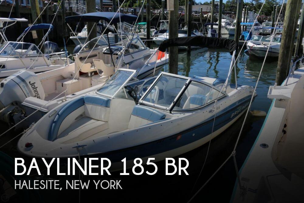 2012 Bayliner 185 BR