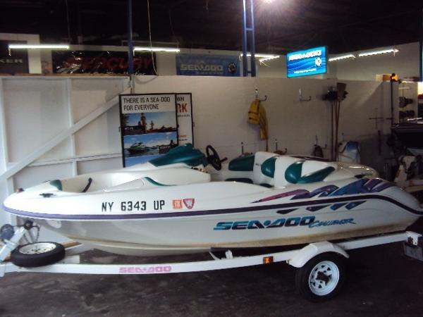 1996 Sea-Doo Sport Boats CHALLENGER 15