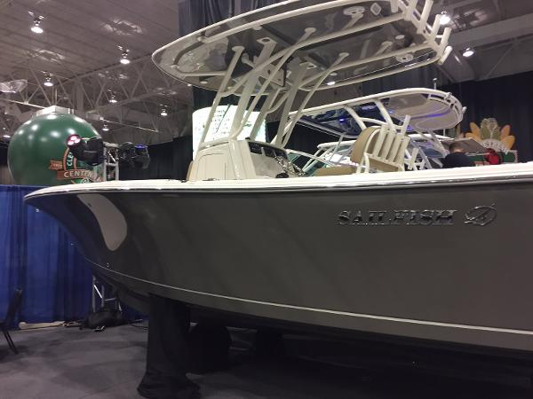 2017 Sailfish 236CC