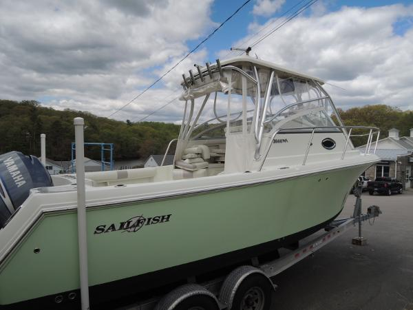 2007 Sailfish 2660 WAC