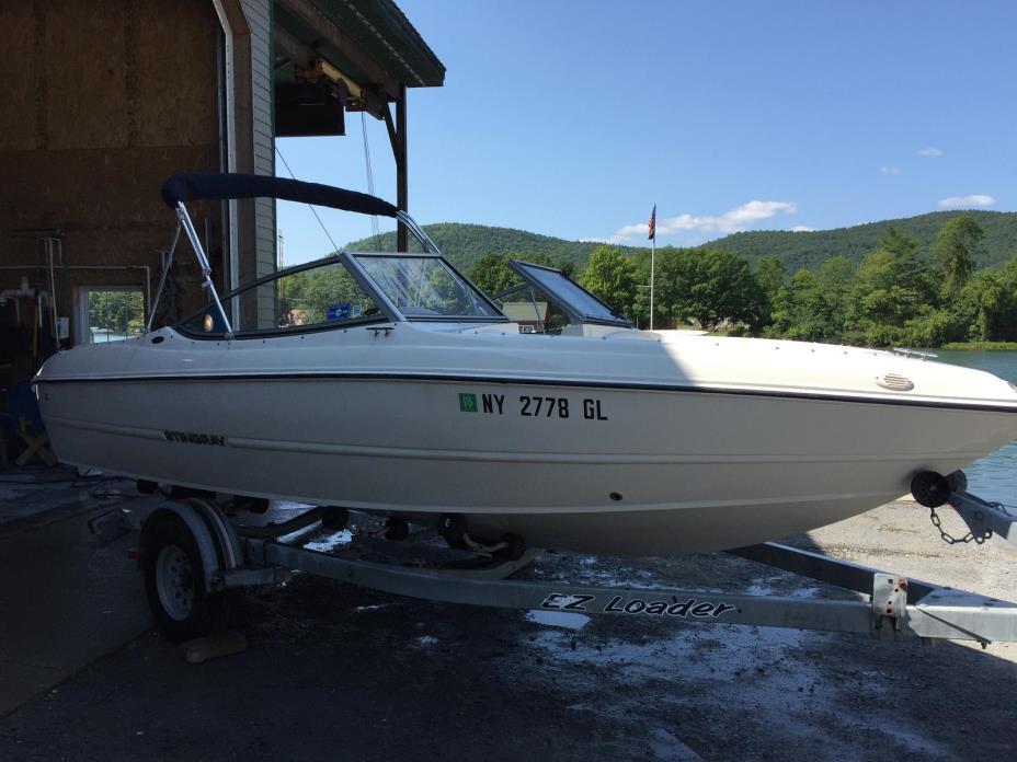 2013 Stingray Boats 198RX