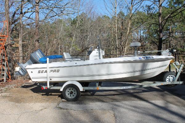 2005 Sea Pro 170 Center Console