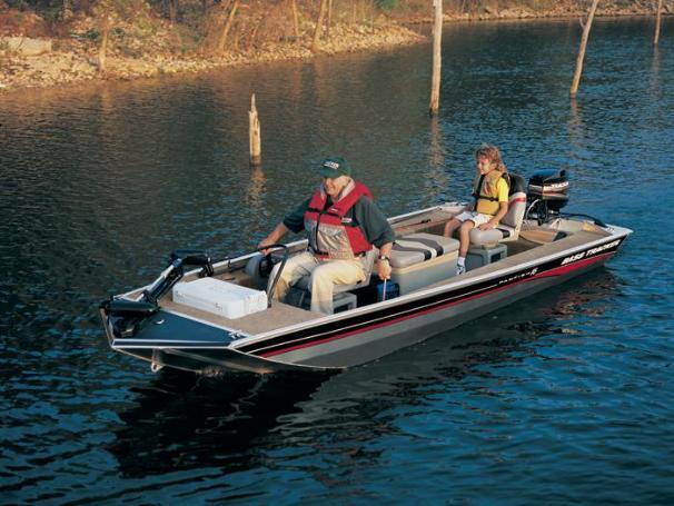2003 Tracker Panfish 16