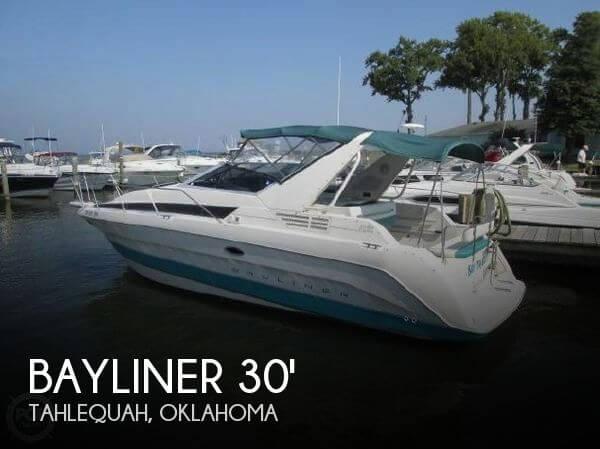 1993 Bayliner 3055 Cierra Sunbridge