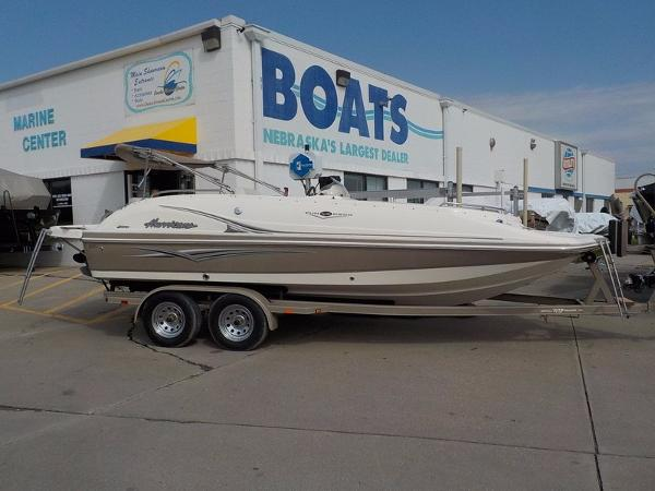 2007 Hurricane GS202 Fundeck