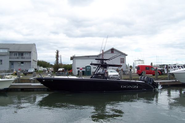 2002 Donzi 35 ZFC- 2007 Engines, Trailer, and Many Upgrades!!!