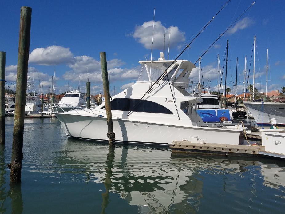 1997 Ocean Yachts 40 Convertible