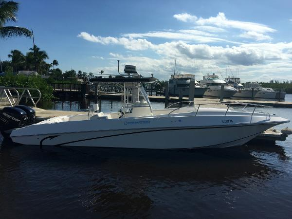 2008 Fountain 31 TE
