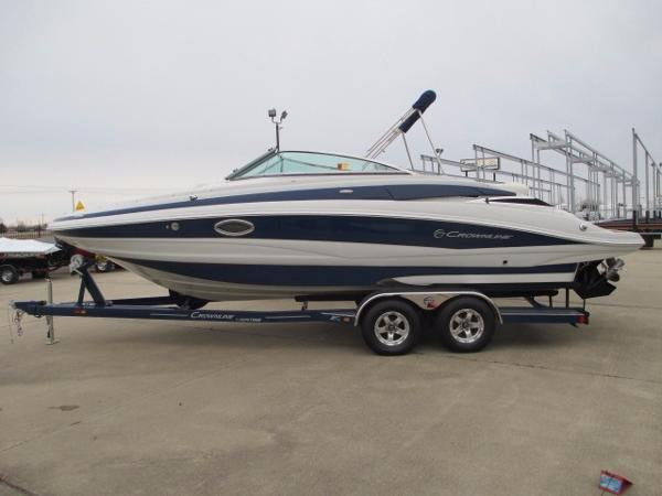 2016 Crownline Eclipse E4 - SOLD