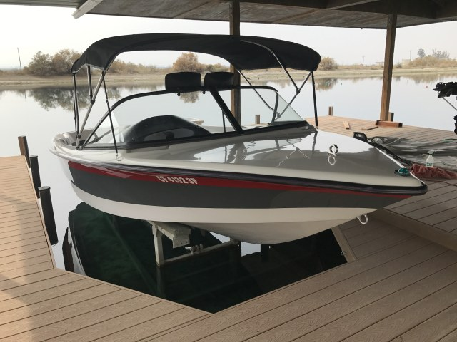 1997 Correct Craft SKI NAUTIQUE 196 LE