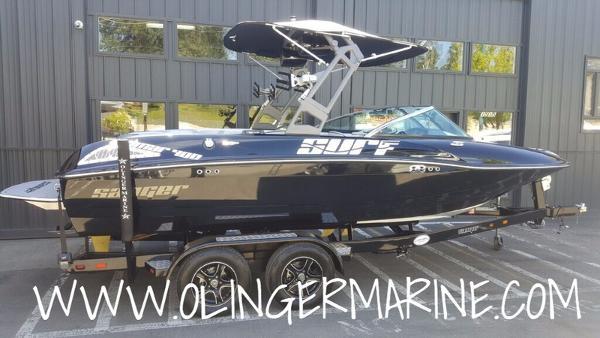 2017 Sanger Boats 212 SL