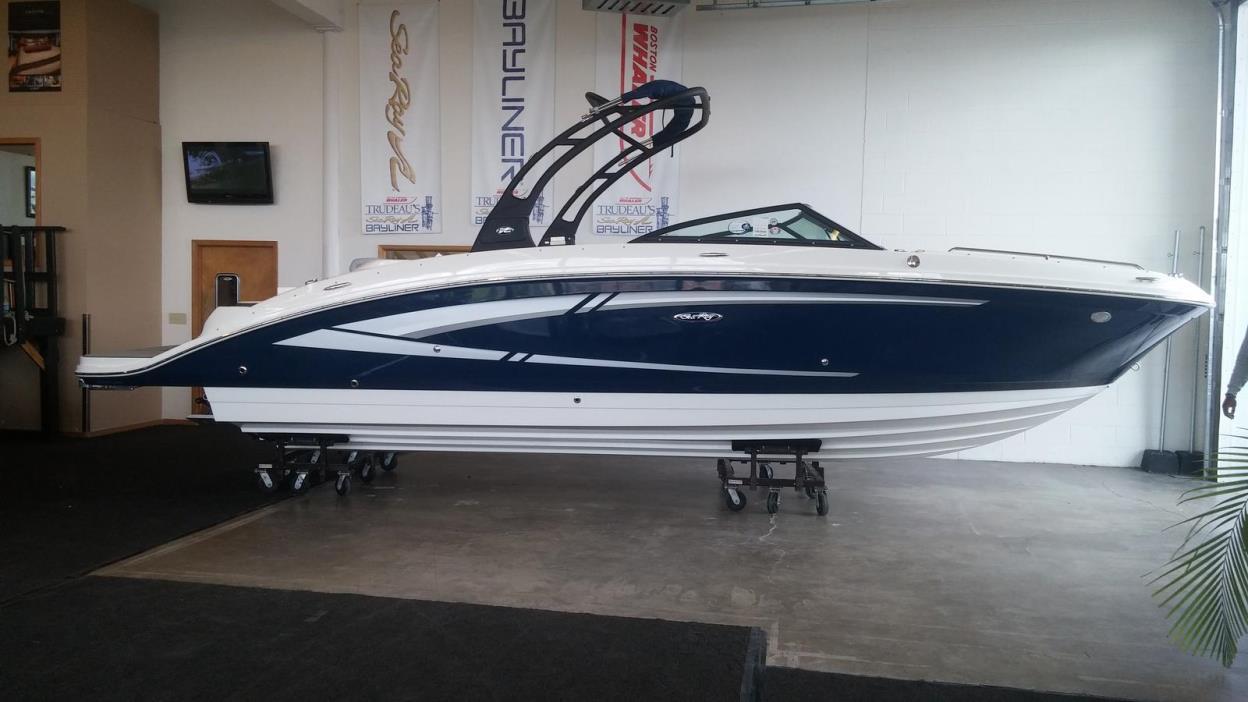 2016 Sea Ray 270 SDX
