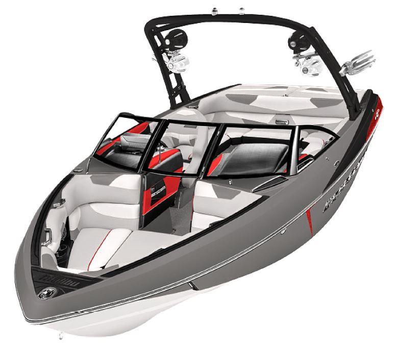 2017 Malibu Boats LLC 22 VLX