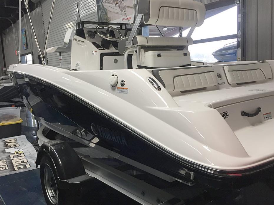 2017 Yamaha FSH 190 DLX