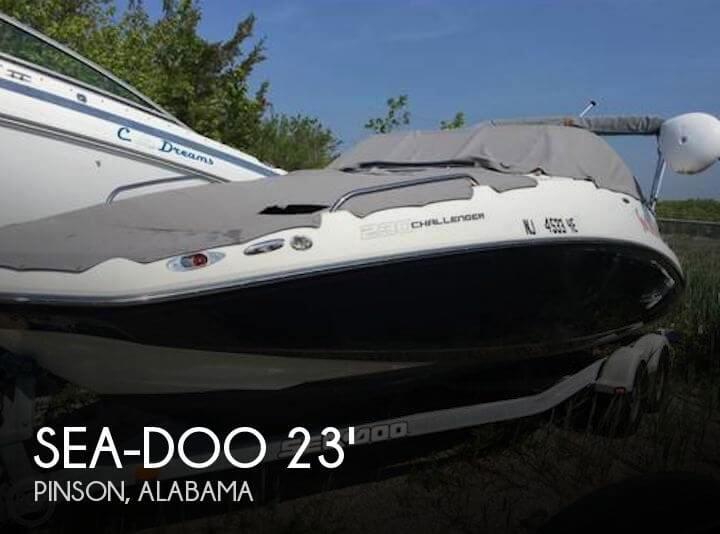 2012 Sea-Doo 230 Challenger SE