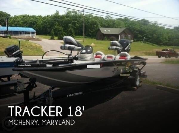 2011 Tracker 190 TX Pro Team