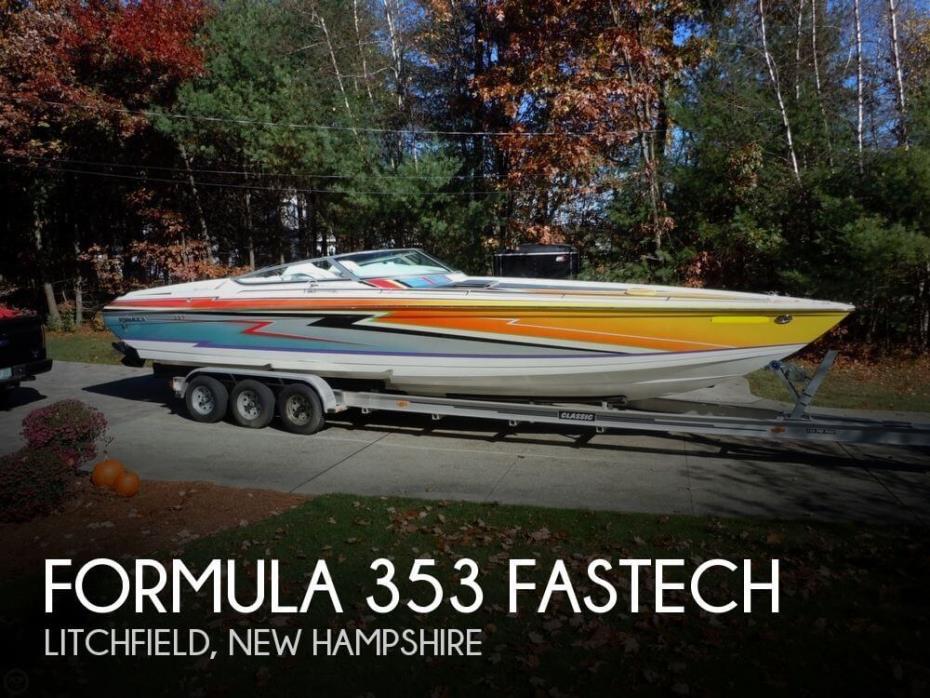 2005 Formula 353 Fastech