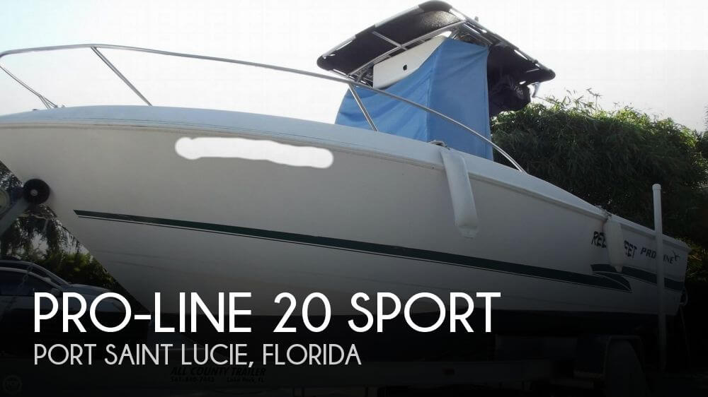 2000 Pro-Line 20 Sport