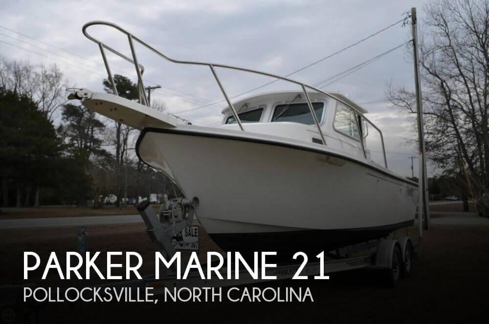 2014 Parker Marine 2120 Sport Cabin