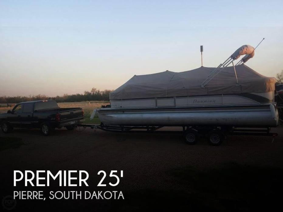 2005 Premier Pontoons RE 250 Grand Majestic
