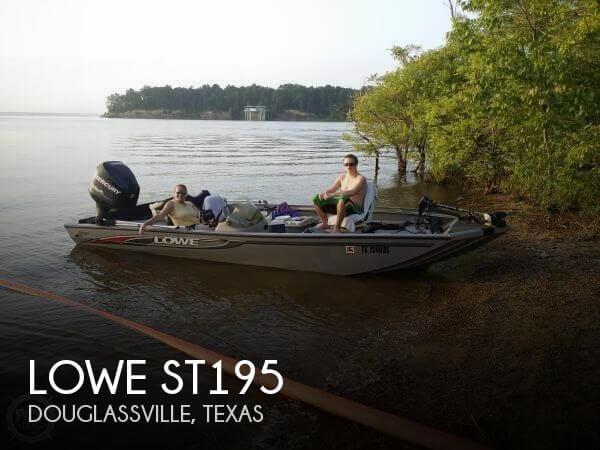 2008 Lowe ST195