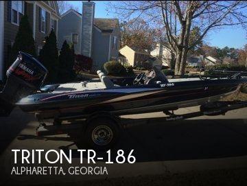 2005 Triton TR-186