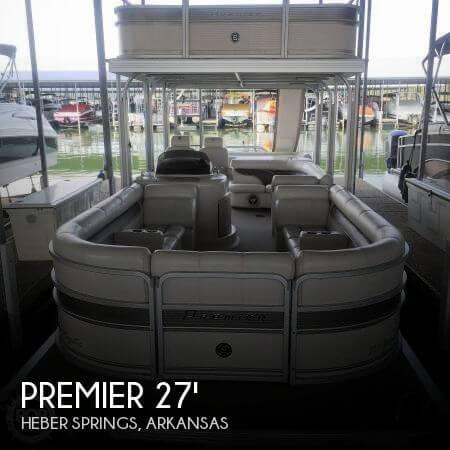 2007 Premier Pontoons Grand Majestic 275 RE