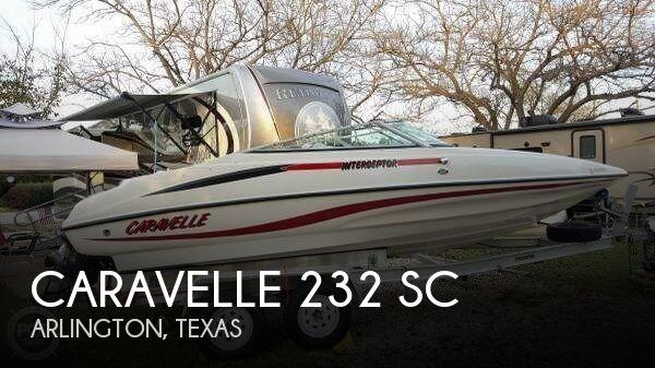1996 Caravelle 232 SC