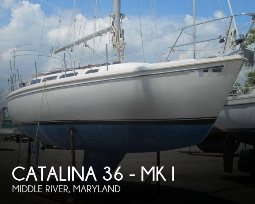 1983 Catalina 36 - MK I