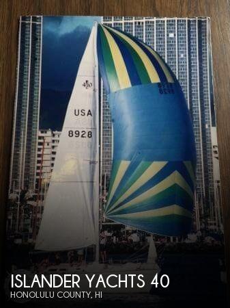 1979 Islander Yachts 40