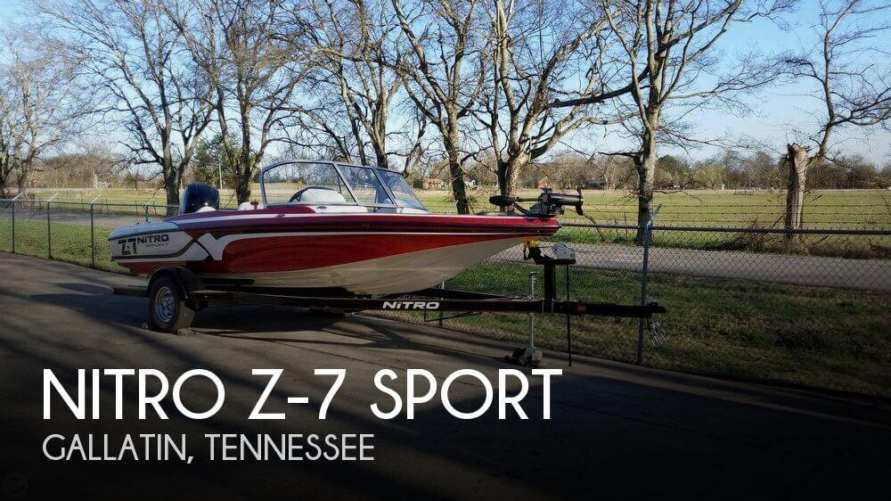 2016 Nitro Z-7 Sport