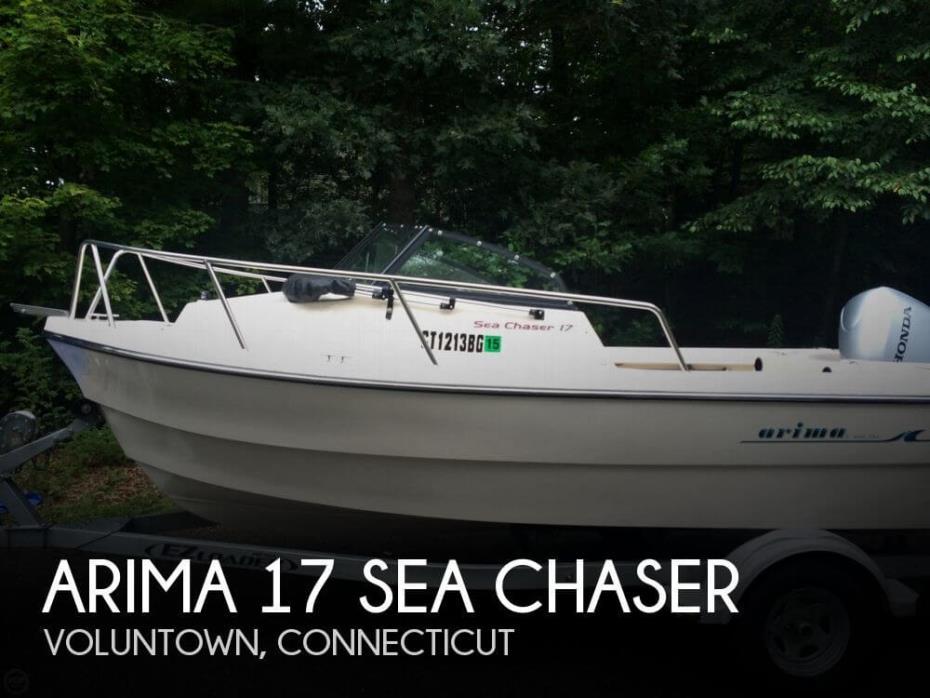 2013 Arima 17 Sea Chaser