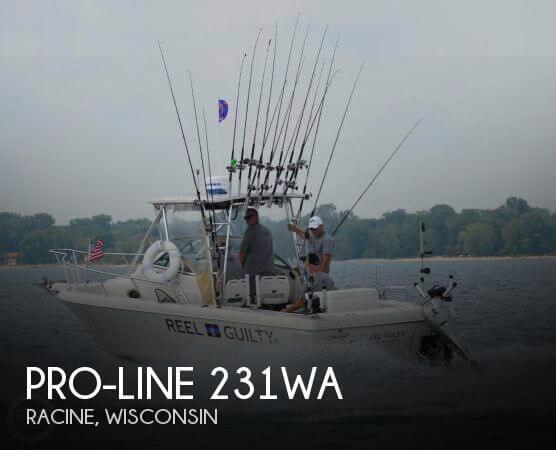 1996 Pro-Line 231WA