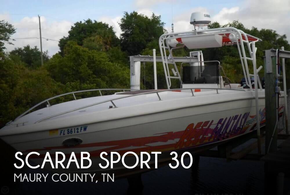 1988 Scarab Sport 30