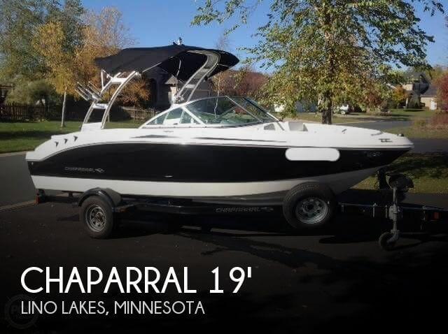 2013 Chaparral H2O 19 Sport
