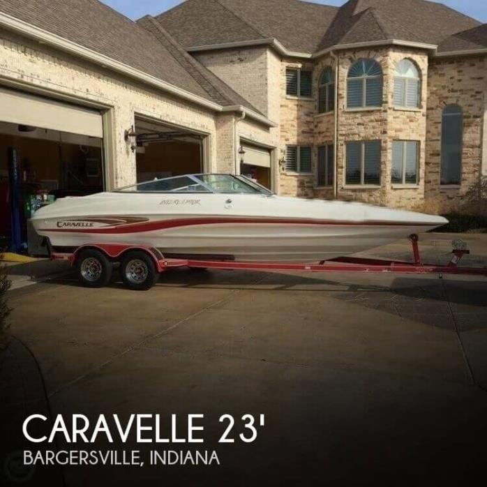 2001 Caravelle INTERCEPTOR 232 BR