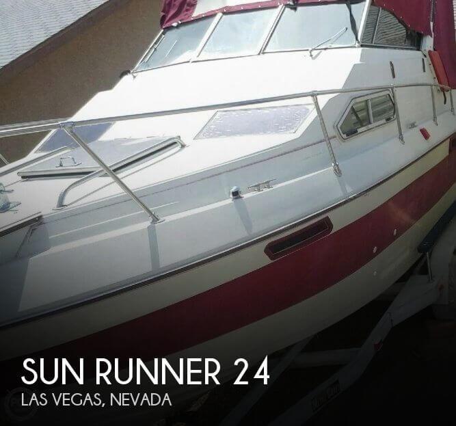1985 Sun Runner 24