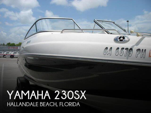 2008 Yamaha 230SX