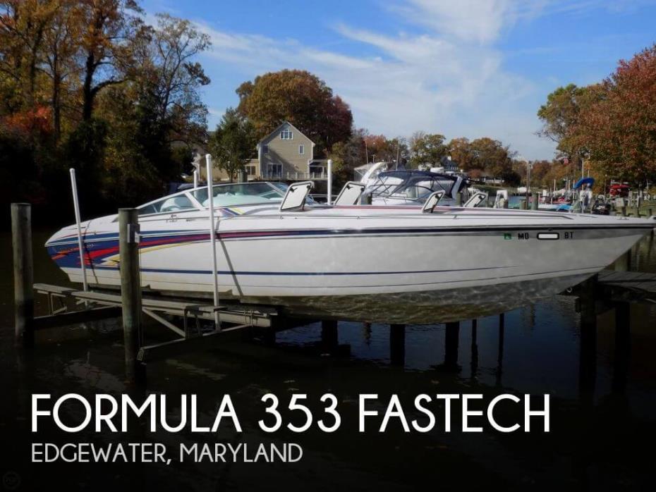 2003 Formula 353 Fastech