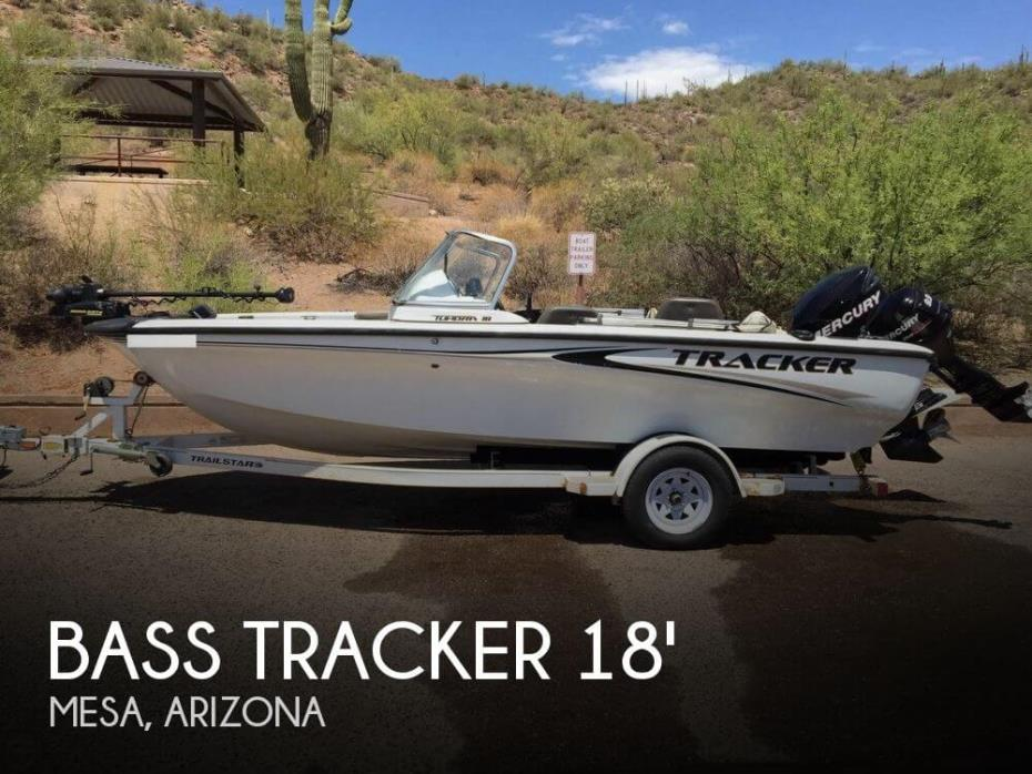 2003 Bass Tracker Pro Tundra 18