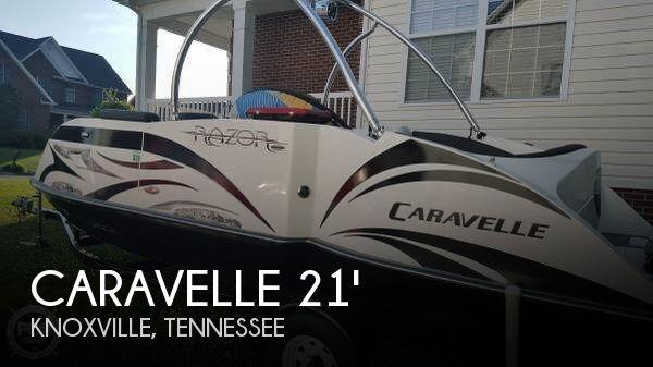 2014 Caravelle Razor 219 UU